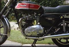 750cc Triumph Bonneville  (1979/80)