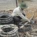 Recycling von Fahrradreifen