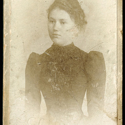 Király Juliánna, m. Rozsondai (ante 1886 - ca. 1900/1)