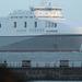 RO-RO cargo ship Yasmine (IMO: 9337353) at Weymouth Harbour entrance