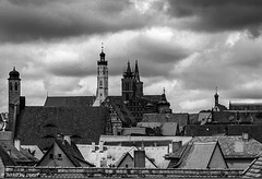 Rothenburg o.d. Tauber - Dächer