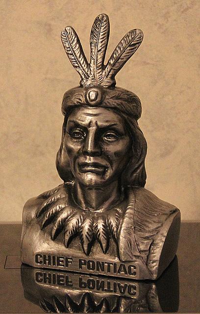 Chief Pontiac - Sunday Challenge Souvenirs