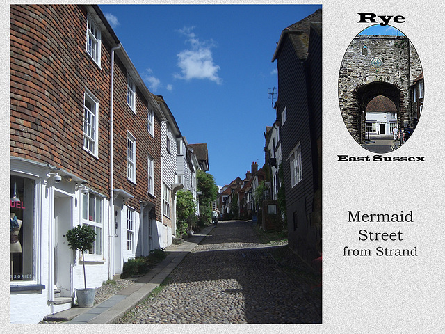 Rye - Mermaid Street