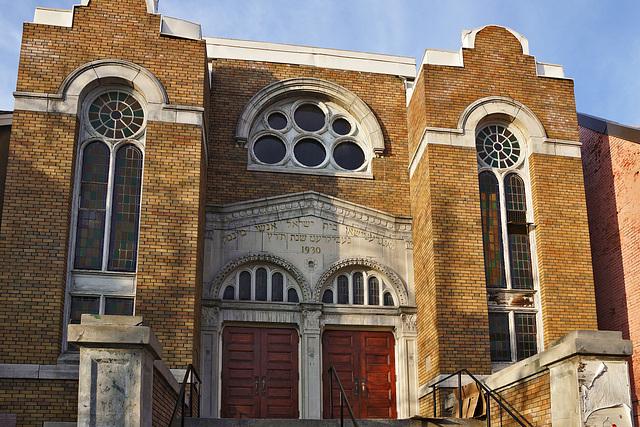 Anshei Minsk Synagogue – St. Andrew Street, Toronto, Ontario