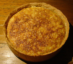 ABC (Vegetable-Cheese) tart