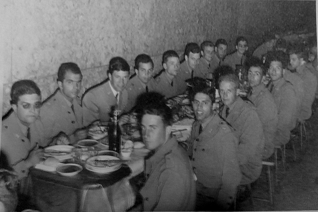 COM / 1º T - 1964 (Course of Conscript Officers)