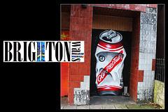 Brighton walls - Glimmertwin - 22.11.2013