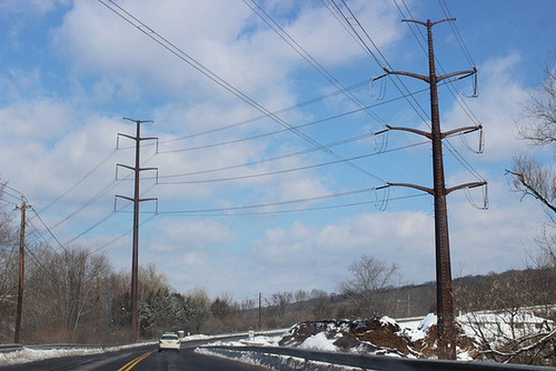 CL&P 115kV & 13.8kV - Brookfield, CT