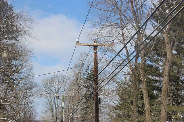 CL&P 13.8kV - Brookfield, CT (Mutual Aid)