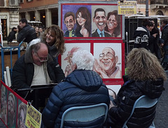 the caricaturist 2