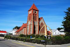 Christ Church Cathedral. Port Stanley, Falklands