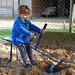 Excavating Sand