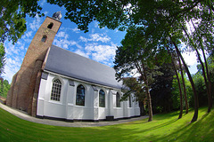 Protestantse Kerk / Protestant Church Oostvoorne