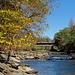 Swann Covered Bridge on the Locust Fork River