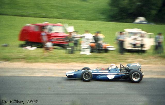 F1 Zeltweg 1970