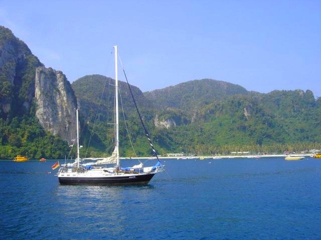 La mer d'Andaman