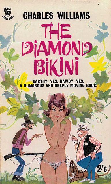 Charles Williams - The Diamond Bikini (Consul edition)