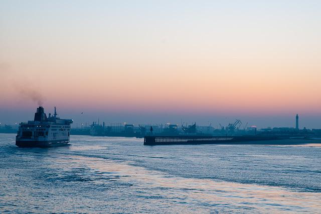 Good morning, Calais