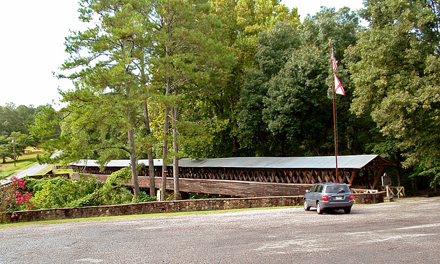 Clarkson Covered Bridge