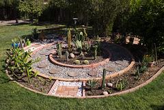 Cactus garden progress 3/21/14