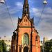 Kostel J.A.Komenského - Red Church