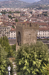 Firenze - Porta San Niccolò