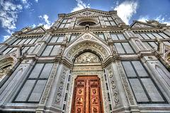 Firenze - Chiesa Santa Croce 1