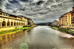 Firenze - Fiume Arno