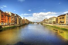 Firenze - Fiume Arno 1