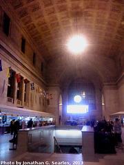 Toronto Union Station, Toronto, Ontario, Canada, 2013