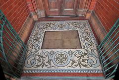 Decorative access