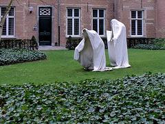 Antwerp Sculptures