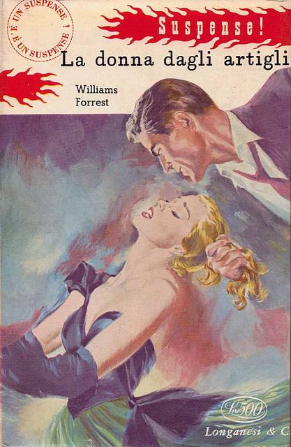 Williams Forrest - La Donna Dagli Artigli