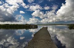 The Jetty, Loch Harray, Orkney