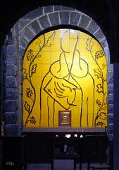 Église Notre Dame de Toute Grâce, plateau d'Assy