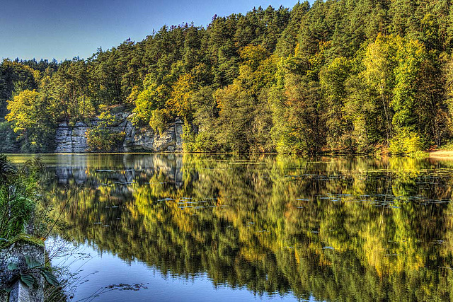 Harasov Pond 3