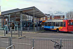 Havant Bus Station