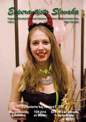 Esperantisto Slovaka 1/2014