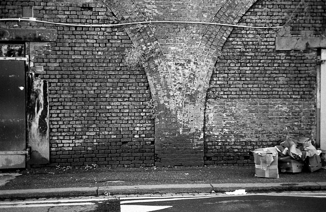 Railway Arches. Brixton Station Road.