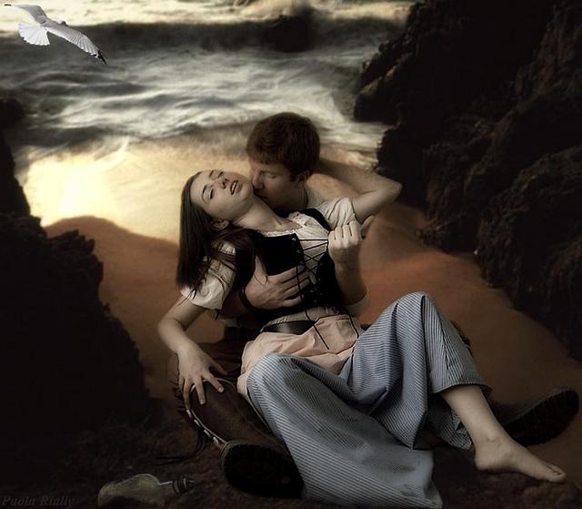 La grotte des amoureux...