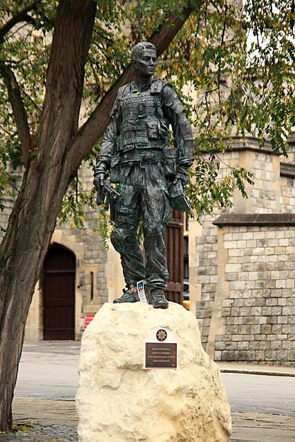 Dedicated To All Irish Guardsmen Past, Present And Future - Quis Separabit - 2011