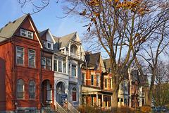Cecil Street at Glasgow Street – Toronto, Ontario