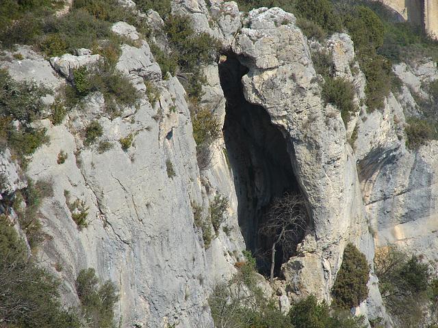 Les Gorges du Gardon -RUSSAN -le Pont St. Nicolas 12 03 2014 052