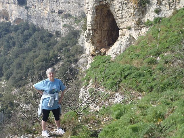 Les Gorges du Gardon  12 03 2014 007