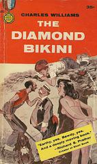 Gold Medal Books s607 - Charles Williams - The Diamond Bikini