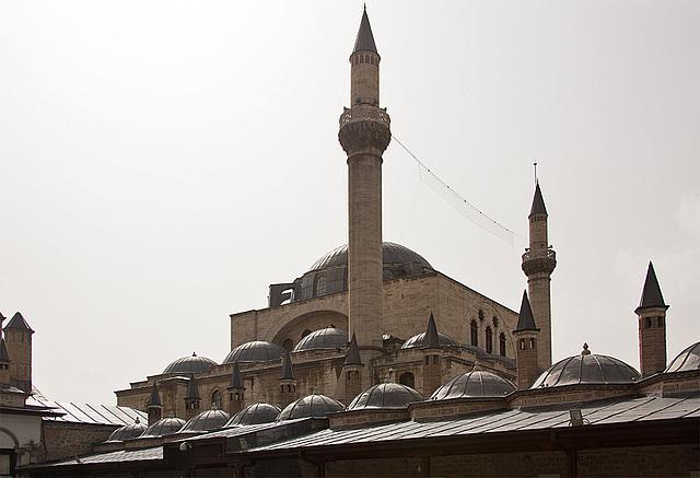20140302 0215VRAw [TR]  Konya, Melvana Kloster-