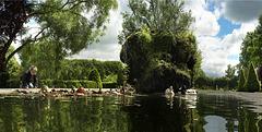 Le jardin public [Saintes - juin 2014]
