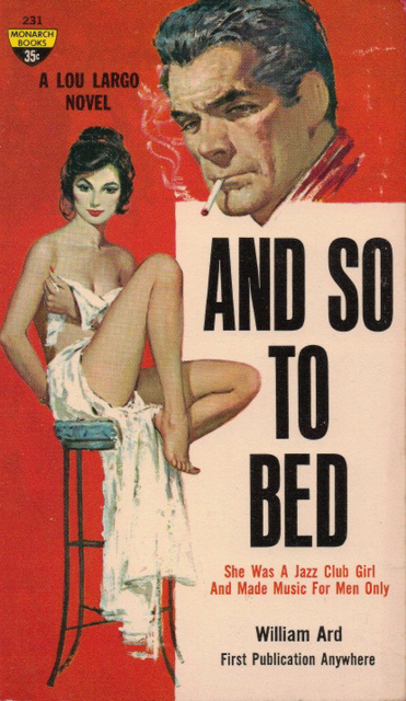 William Ard - And So to Bed