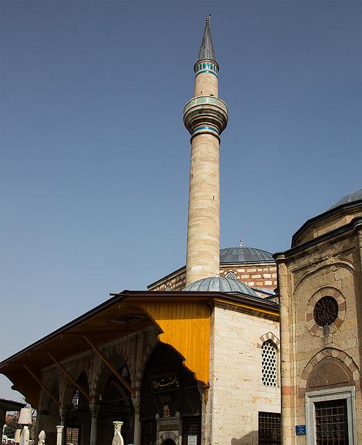 20140302 0207VRAw [TR]  Konya, Melvana Kloster