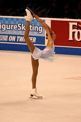 Biellmann spin